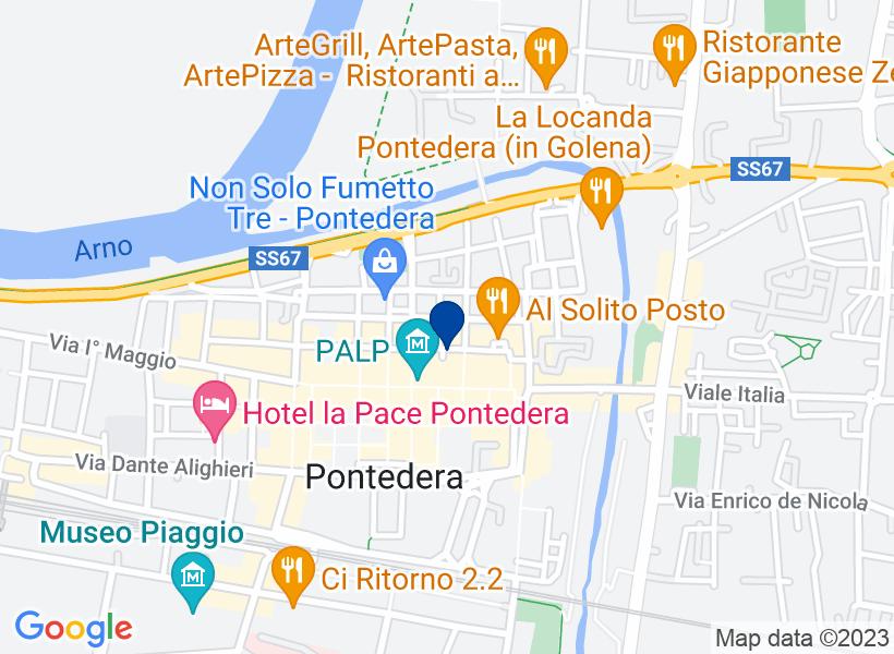 Fabbricato commerciale, PONTEDERA