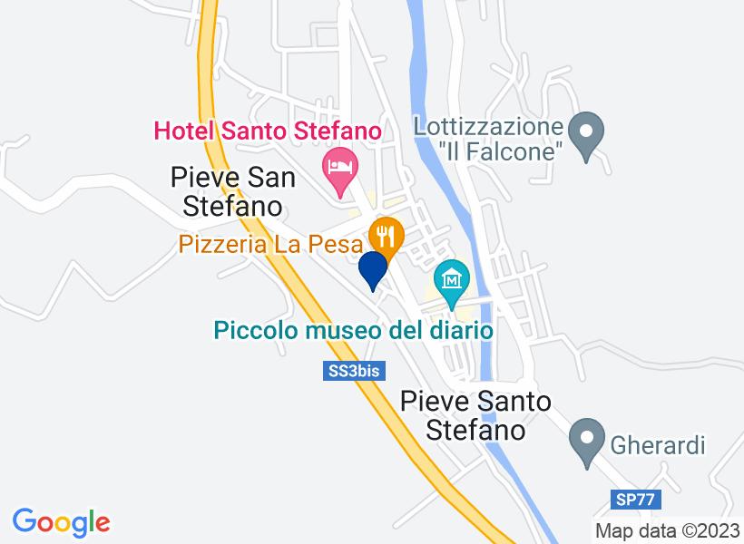 Negozio a PIEVE SANTO STEFANO in Via Campo...
