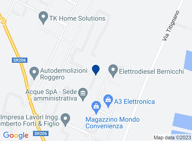 Laboratorio artigiano, PISA