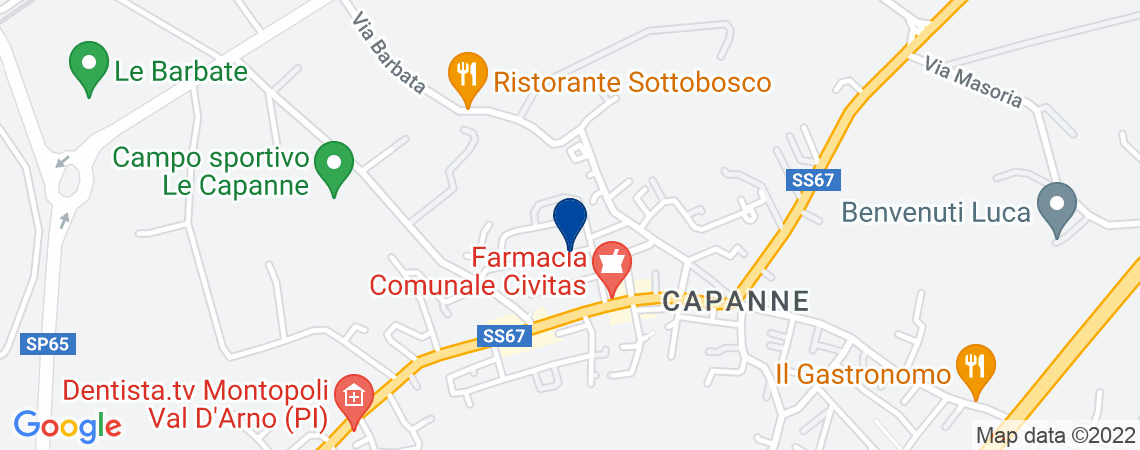 Cantina, MONTOPOLI IN VAL D'ARNO