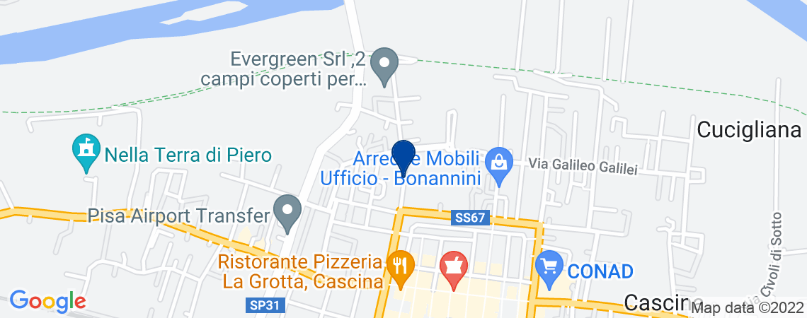 Fabbricato commerciale, CASCINA