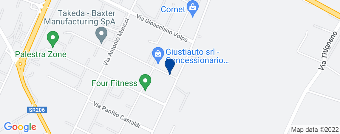 Fabbricato industriale, PISA