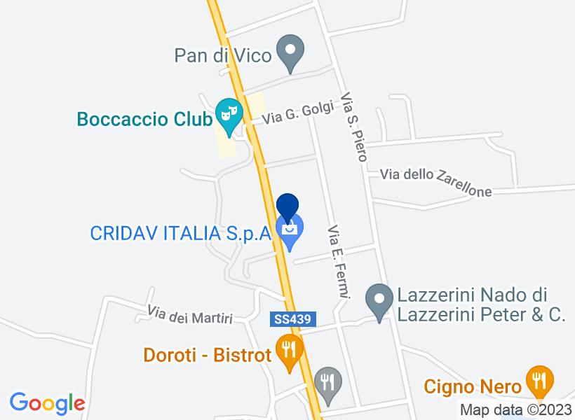 Fabbricato industriale, BIENTINA