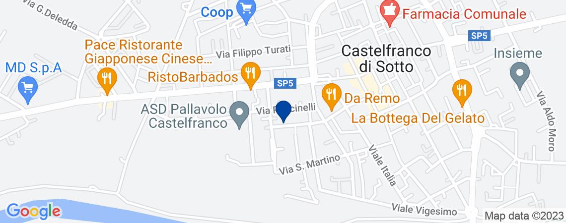 Fabbricato commerciale, CASTELFRANCO DI SOTTO