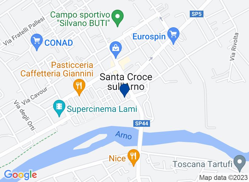Magazzino, SANTA CROCE SULL'ARNO