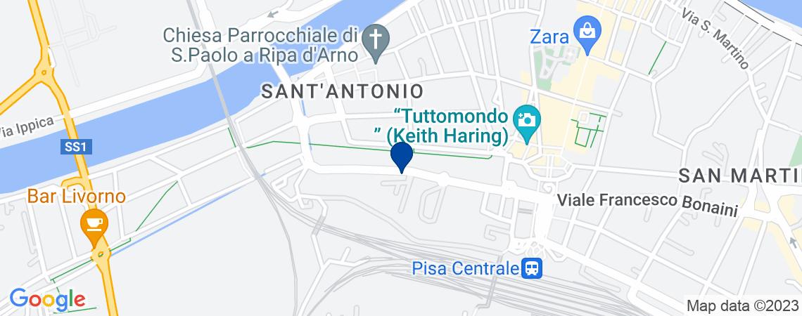 Fabbricato commerciale, PISA