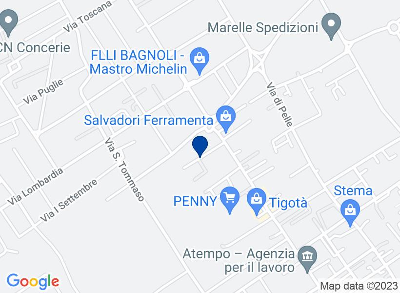 Fabbricato industriale, SANTA CROCE SULL'ARNO
