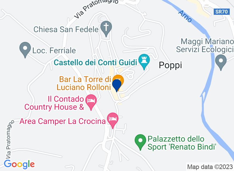 Appartamento a POPPI in Piazza Amerighi - ...