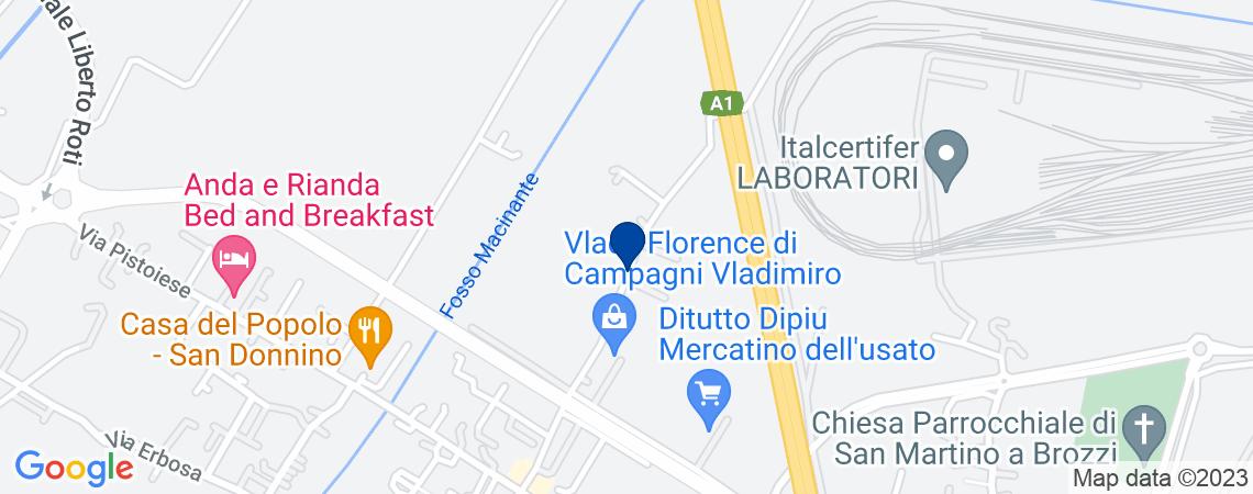 Terreno, CAMPI BISENZIO