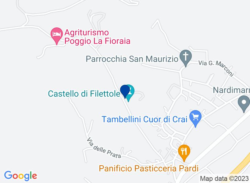 Villa, VECCHIANO