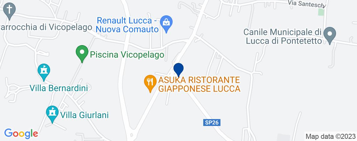 Fabbricato commerciale, LUCCA
