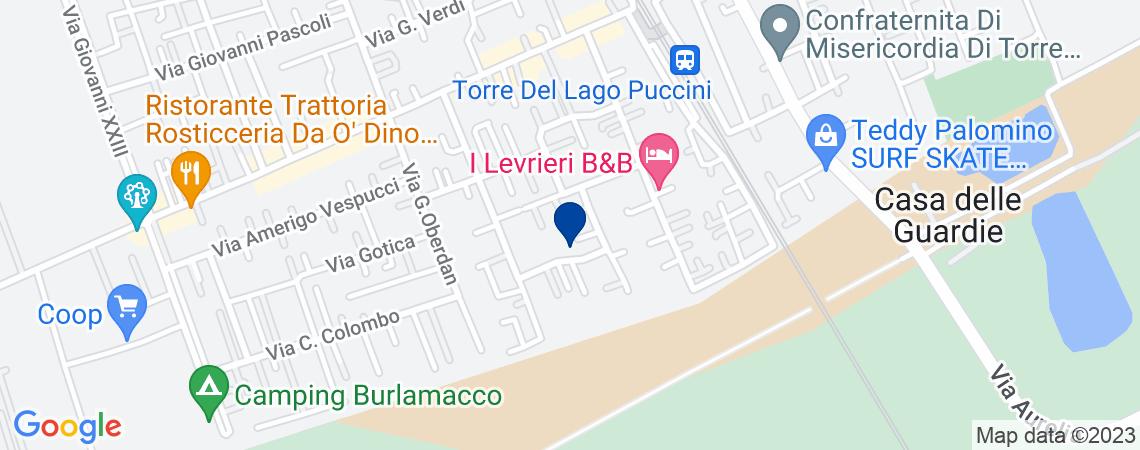 Villetta, VIAREGGIO