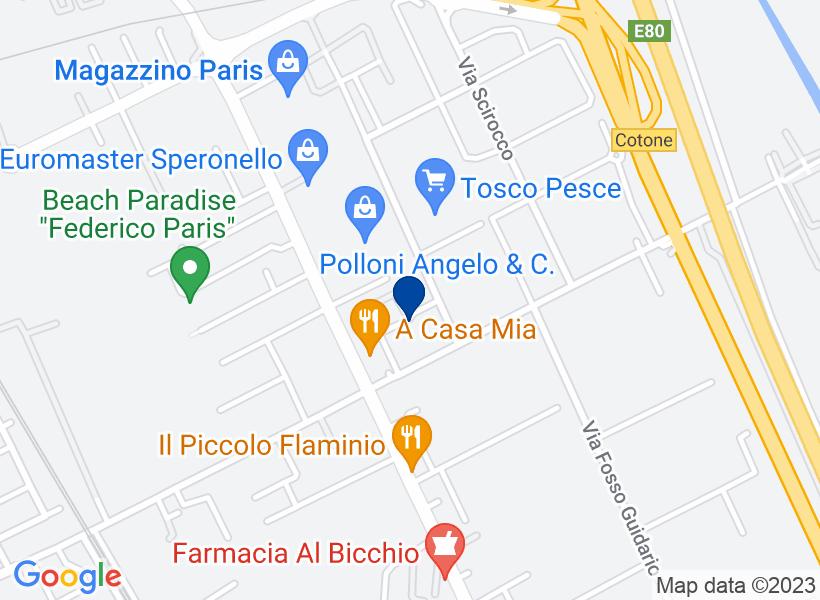 Fabbricato commerciale, VIAREGGIO