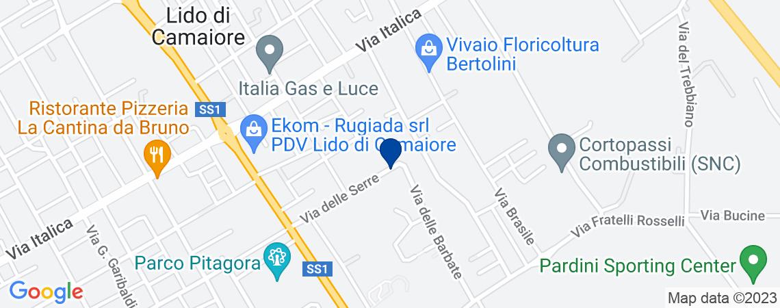 Fabbricato commerciale, CAMAIORE