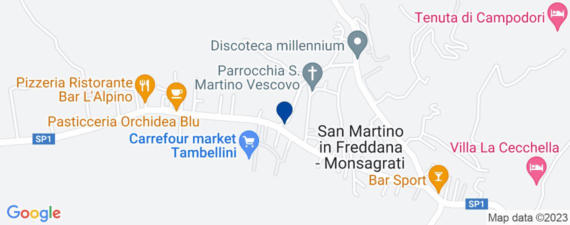 Deposito, PESCAGLIA