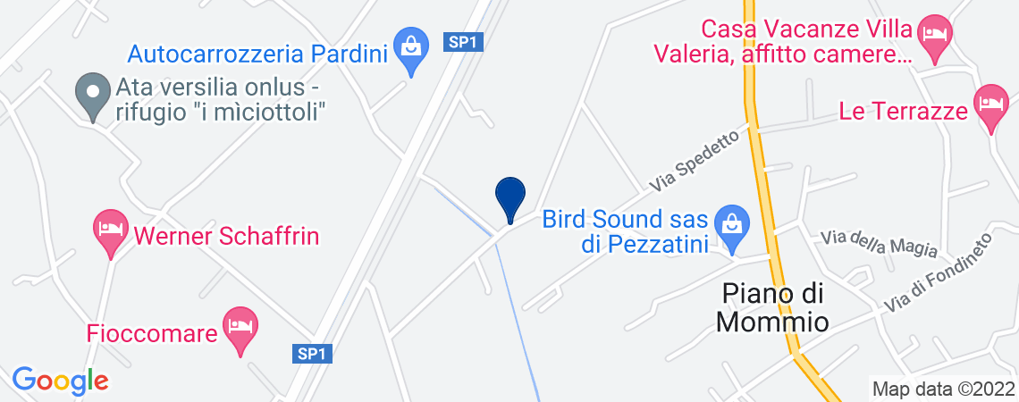 Deposito, MASSAROSA