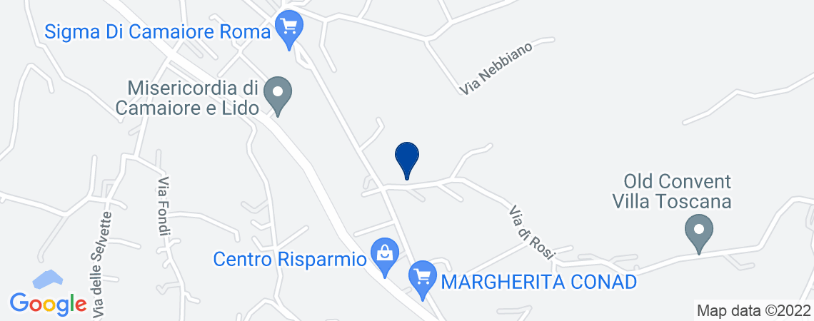 Villetta, CAMAIORE