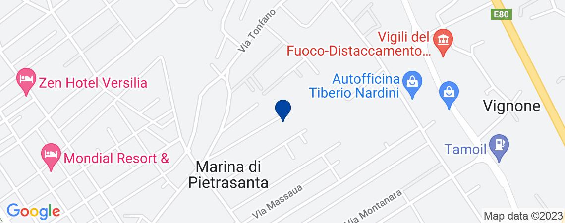 Villa, PIETRASANTA