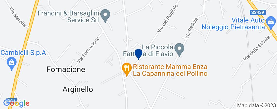 Villetta, PIETRASANTA