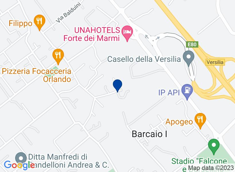Villa, FORTE DEI MARMI