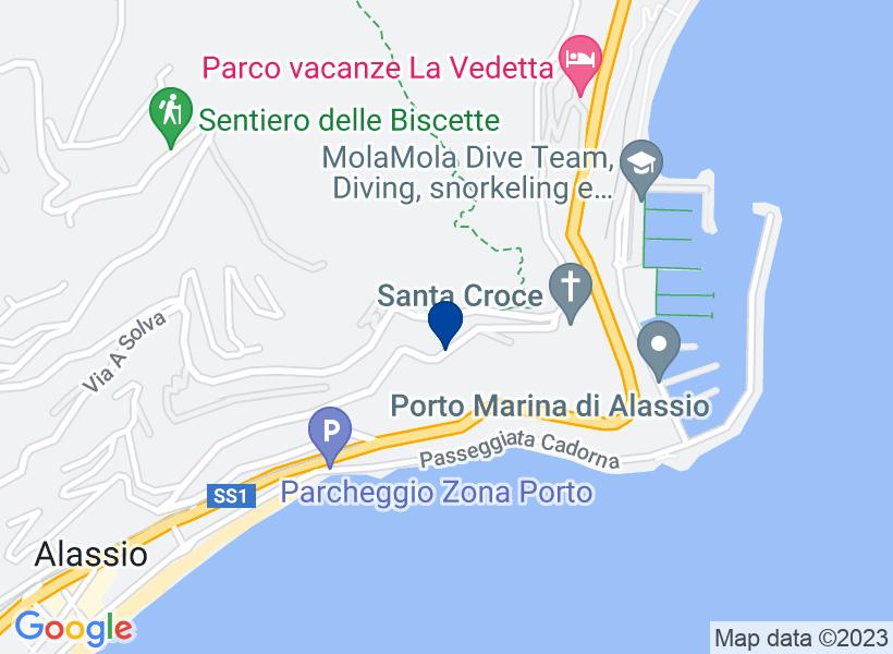 Villetta, ALASSIO