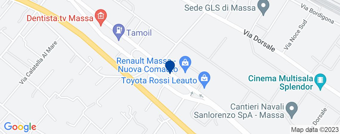 Fabbricato commerciale, MASSA