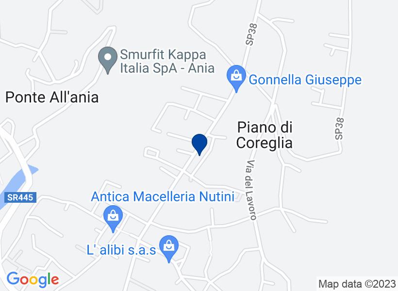 Villetta, COREGLIA ANTELMINELLI