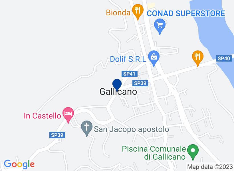 Fabbricato in costruzione, GALLICANO