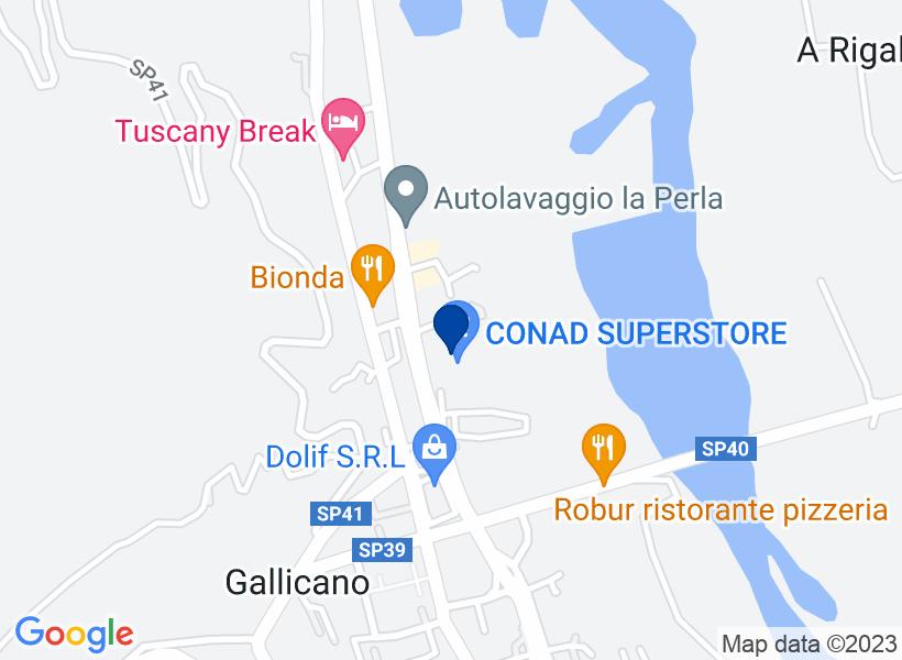 Terreno, GALLICANO