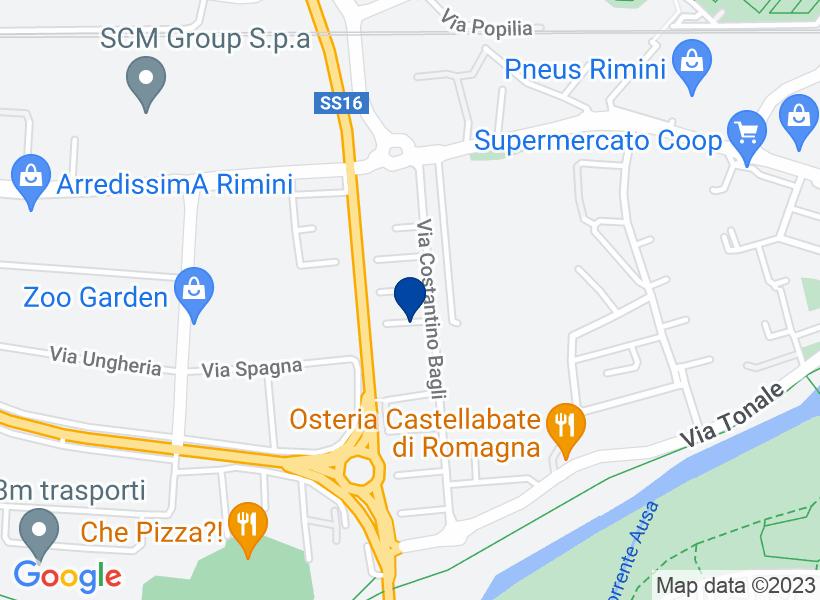 Fabbricato commerciale, RIMINI