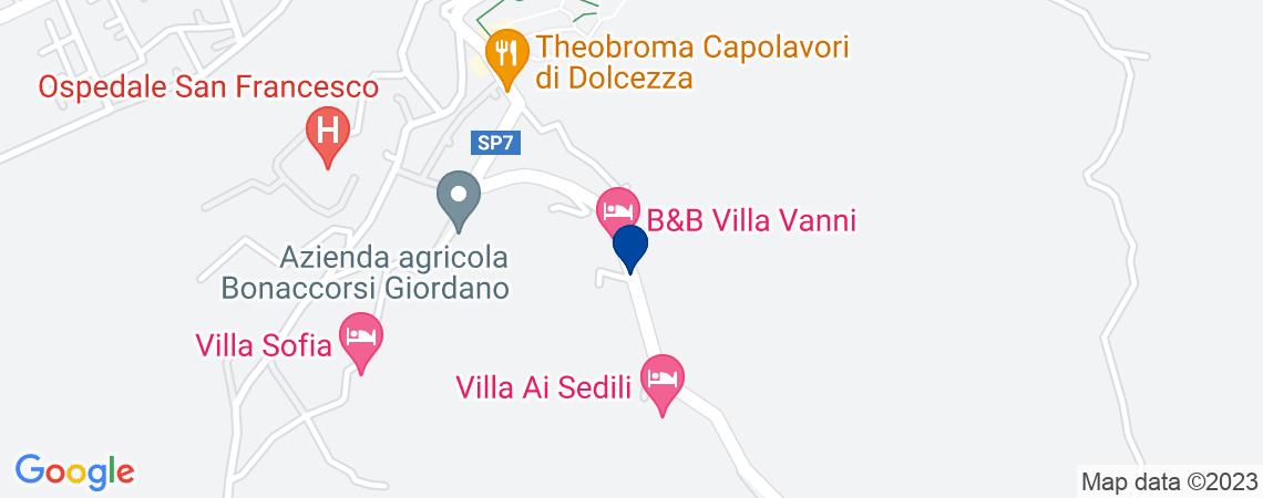Villa, BARGA