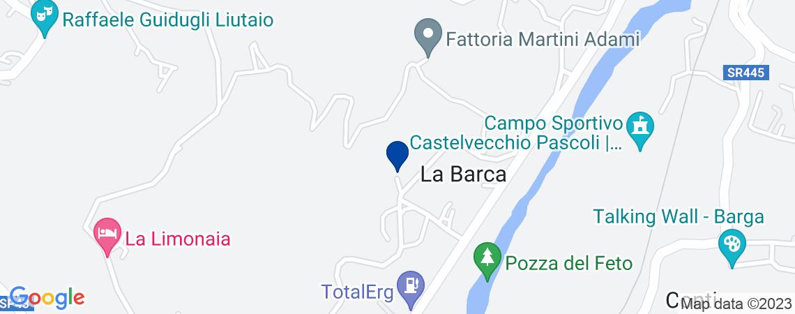 Fabbricato commerciale, GALLICANO