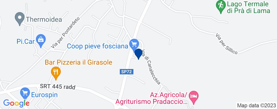 Fabbricato commerciale, PIEVE FOSCIANA