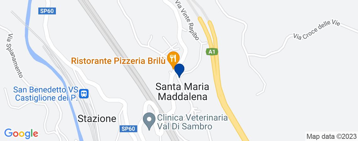 Appartamento, SAN BENEDETTO VAL DI SAMBRO