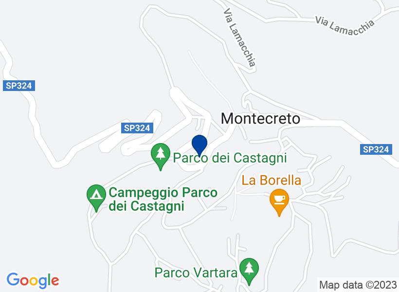Appartamento Quadrilocale, MONTECRETO
