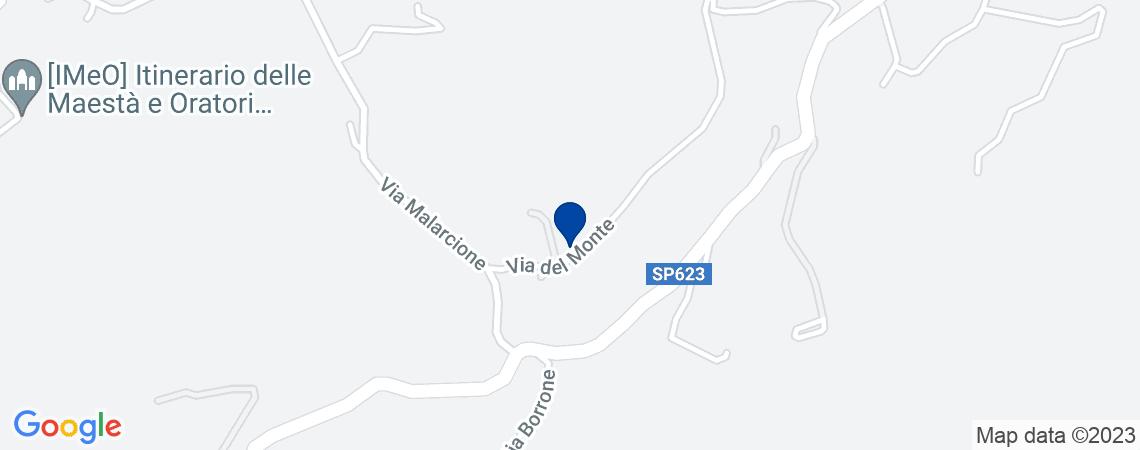 Abitazione al p.1 in via Monte n.135, Mont...