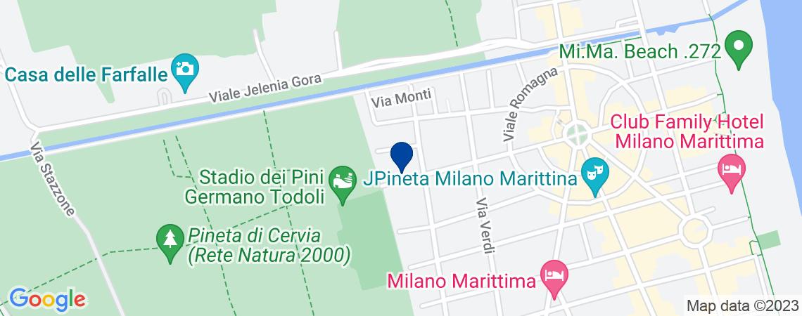 Unità ad uso ufficio a Cervia (RA), locali...