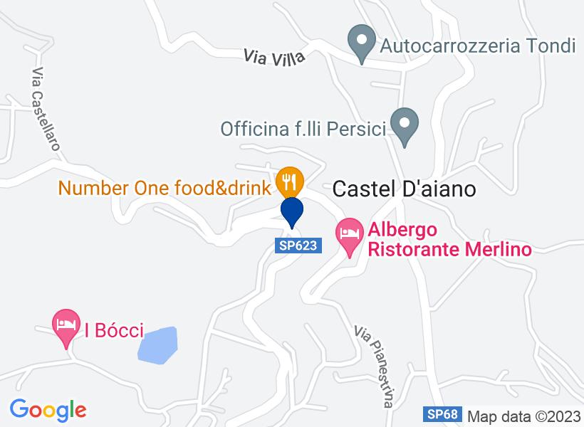 Albergo, CASTEL D'AIANO