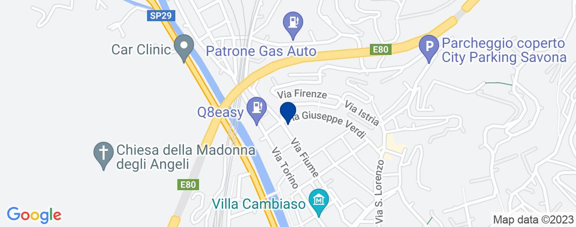 Ufficio, SAVONA