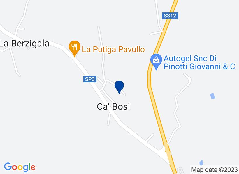 Magazzino a Pavullo nel Frignano (MO), Via...