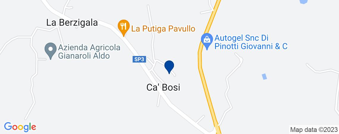 Villetta a Pavullo nel Frignano (MO), Via ...