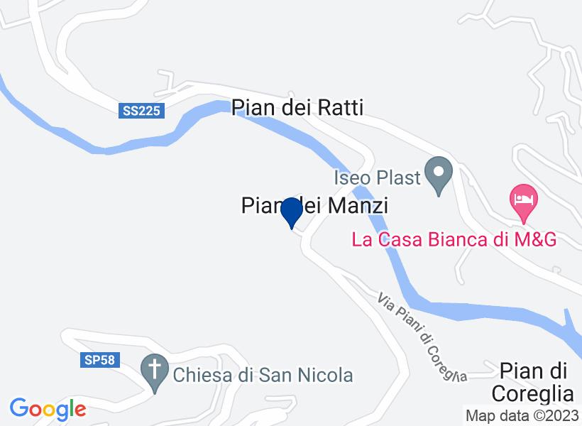 Fabbricato rurale, COREGLIA LIGURE