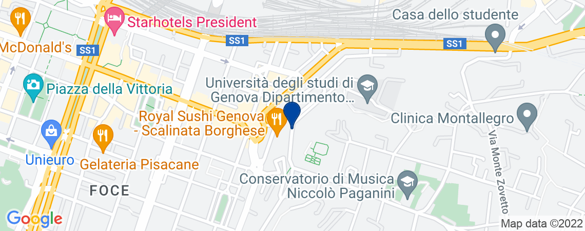 Villetta, GENOVA