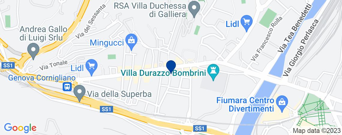 Magazzino, deposito, GENOVA