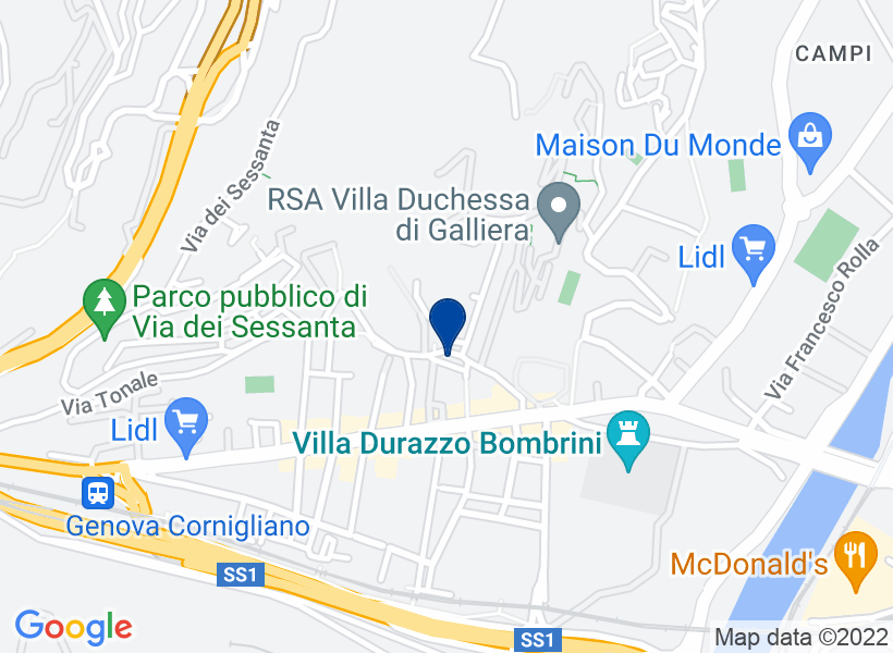 Magazzino, GENOVA