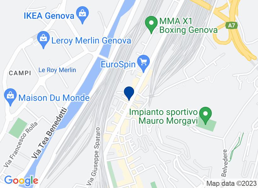 Avviso 113 / 2019, GENOVA