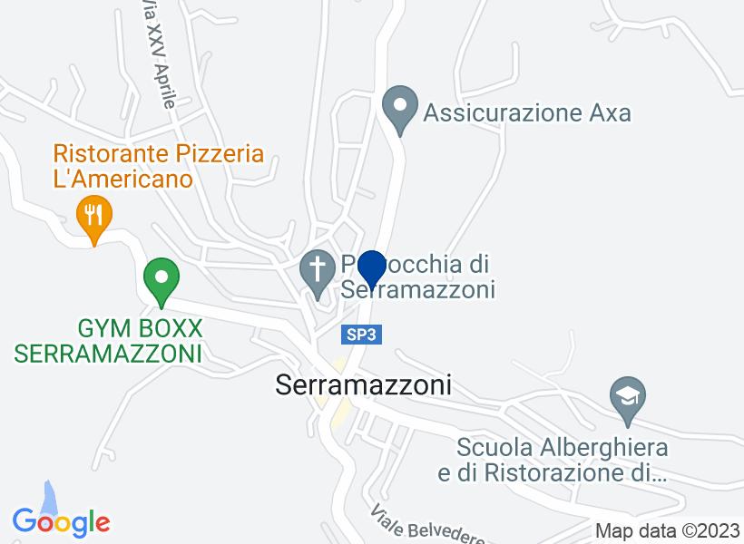 Due appartamenti a Serramazzoni (MO), via ...