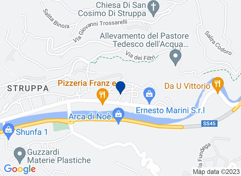 Appartamento Quadrilocale, GENOVA