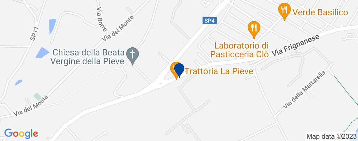 Abitazione con più livelli in via Frignane...