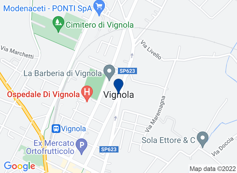 Cantine, autorimesse e posti auto a Vignol...